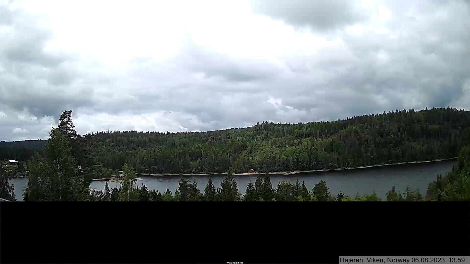 Webcam Hajeren, Kongsberg, Buskerud, Norwegen